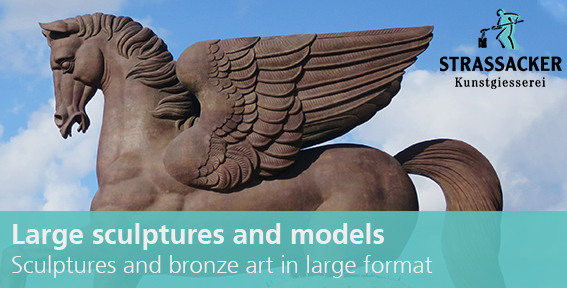 "Link to ""large sculptures and models"""