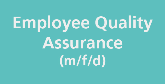 An image that is linked to the job Employee Quality Assurance.